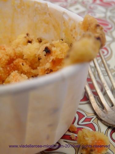 Muffins alla carota e caffé