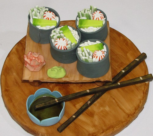 Sushi Anyone? By Jessica Meza