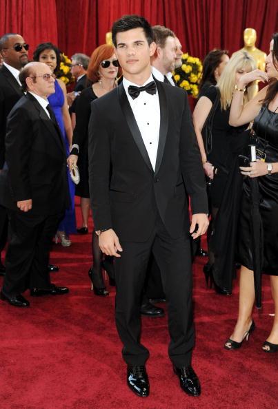 Oscar Academy Awards 2010 Taylor Lautner