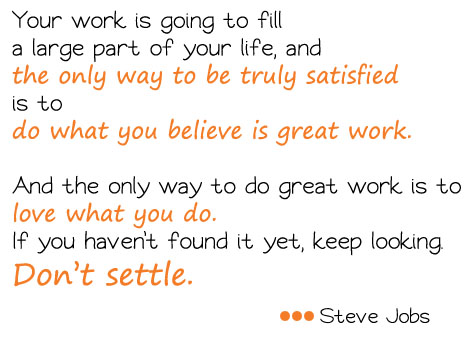 Steve Jobs Quotation