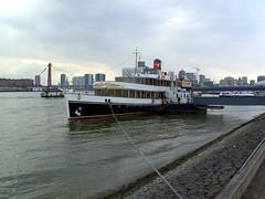 haven holland netherlands port river boot march harbor boat rotterdam ship harbour steamship maas meuse 2010 rivier maasboulevard majesteit