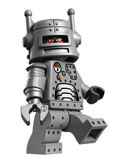Lego 8683 Minifig Robot