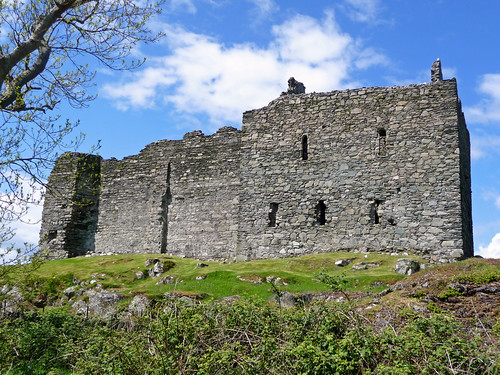 Castle Sween, Scotland
