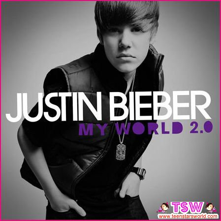 justin bieber album my world 2.0. Justin Biber#39;s My World 2.0
