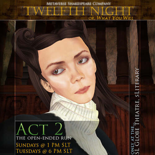 OEP2 Twelfth Night Maria A2S3
