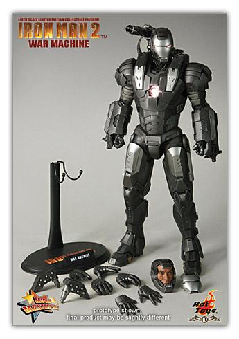 War Machine de Iron Man 2