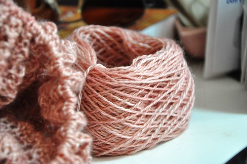 Hamamelis-started chart 3, 1 skein will not be enough
