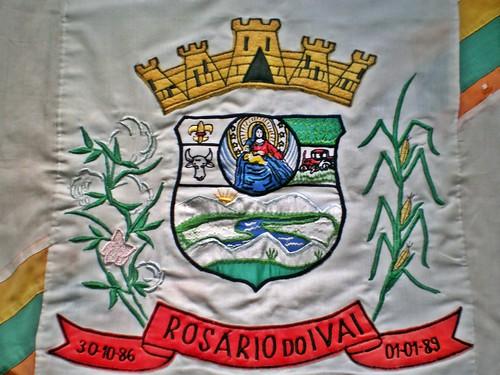 Bandeira de Rosario do Ivai