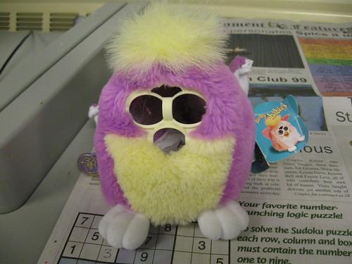 Furby Hax!