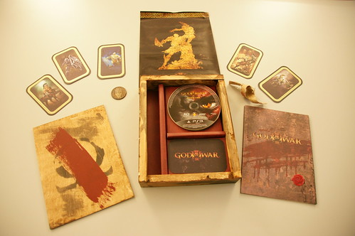 God of War III Media Kit 4