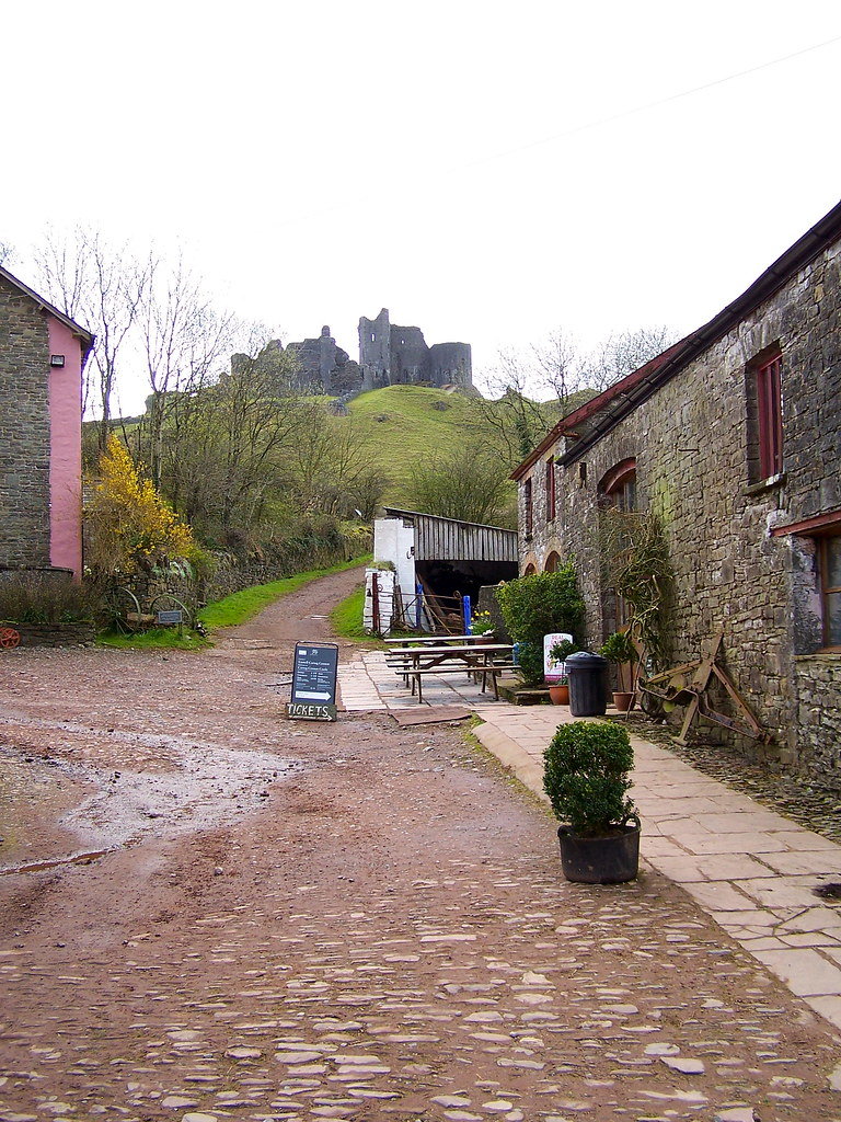 Castell Farm