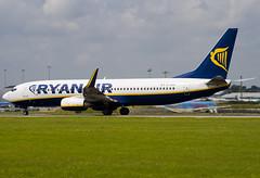 EI-DAS - 33553 - Ryanair - Boeing 737-8AS - Luton - 080715 - Steven Gray - IMG_0728
