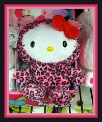 Hello Kitty Leopard Costume (cinderella.girl63) Tags: cats animal cat stuffed kitten kitty kitties helokitty
