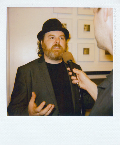 The Impossible Project - March 22, 2010 - NYC