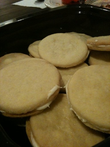 JG cookies