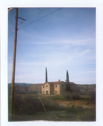 lonely clark mansion