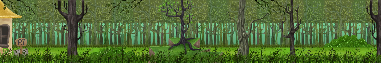 EL BOSQUE DE SAPOS // NARK'S FOREST