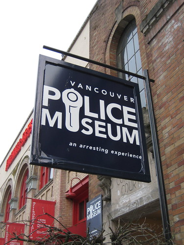 Thumbnail from Vancouver Police Museum