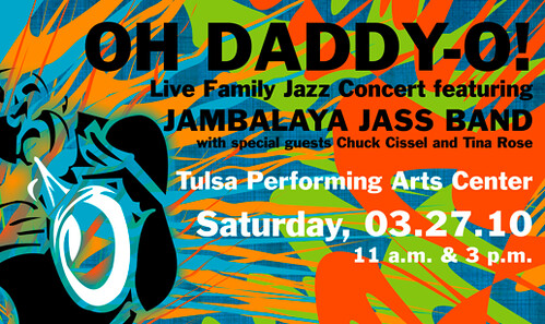 Tulsa Children's Museum presents Jambalaya Jass Band