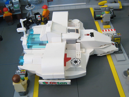 The CX 17 Medical Ship
