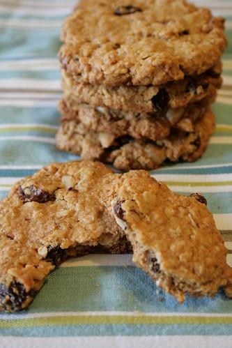 oatmeal cookies 023