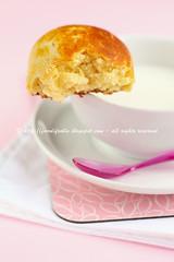 Panini da colazione al kefir