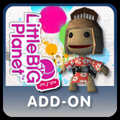 LBP Island Costume Add-On