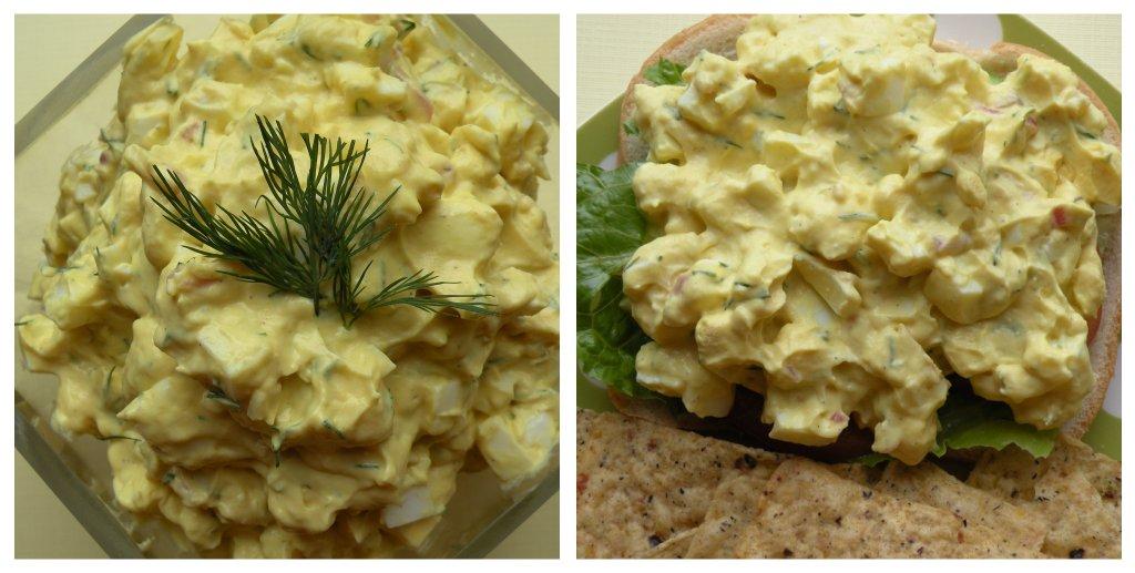 Silk-Tie Eggs & Silky Egg Salad blog image 2