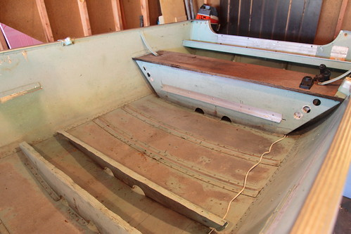 Lund S14 Remodel Project Boats Amp Motors Ice Fishing