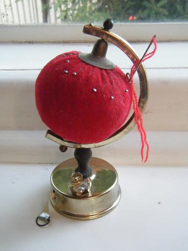 old pincushion