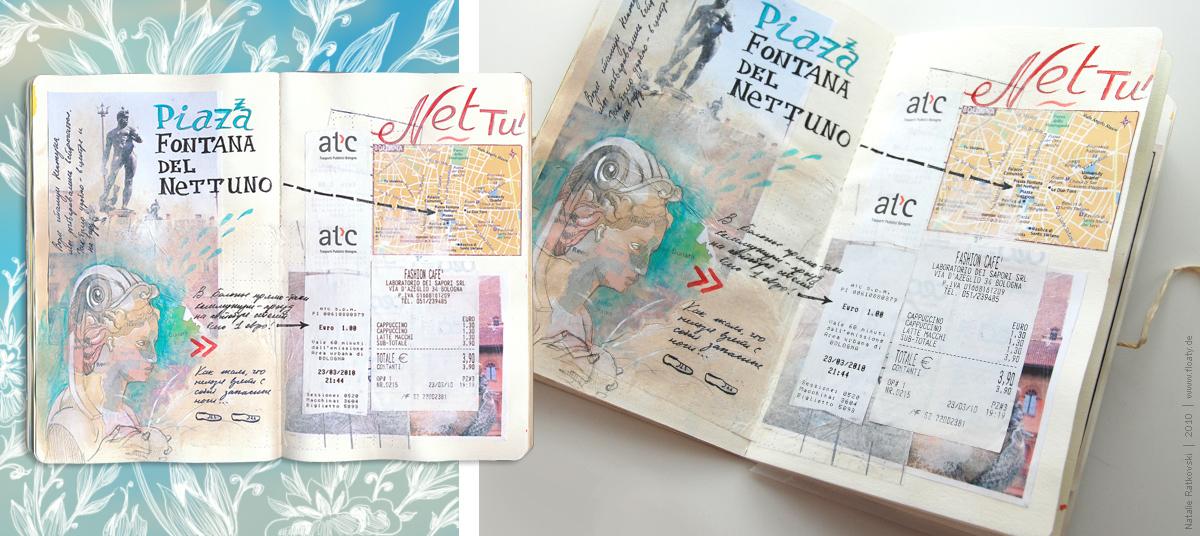 Bologna travel book 10