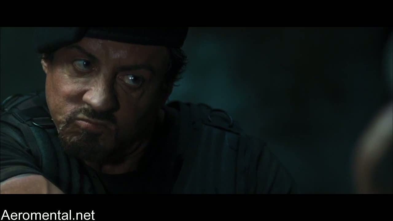 The Expendables Sylvester Stallone photo