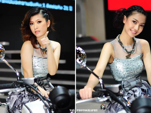 Bangkok Motor show girls 23