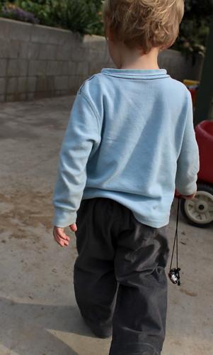 Oliver & S Easter pants