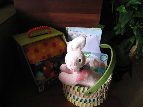 Lucys Easter Basket