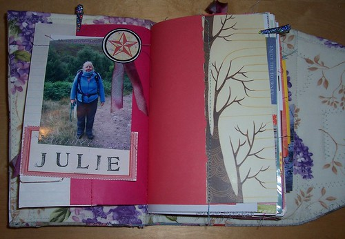 Page 2 of Mum's Journal!