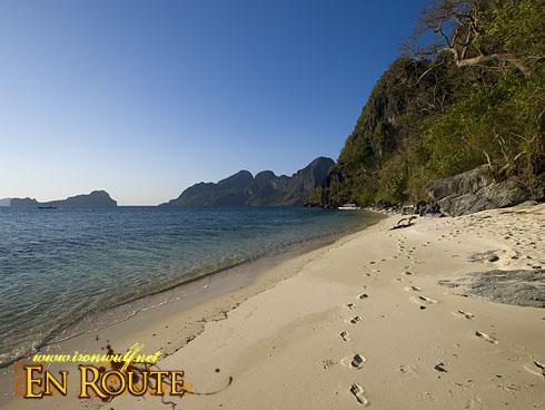 El Nido Ipil Beach 2