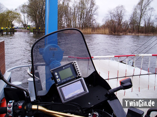 Ufer Schmergow in Sicht