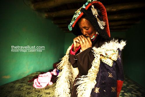 Korzok Village Ladakh