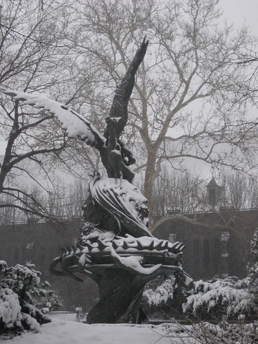 Picture 2: Angel in the Snow