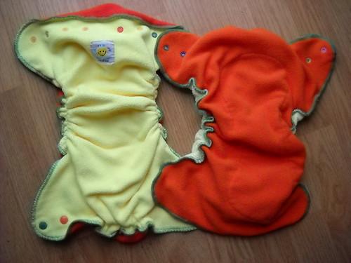 Happy Nappy Diapers