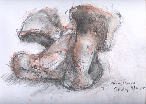 Henry Moore Study