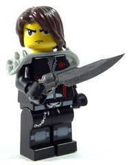 Squall with modded BA Gunblade (Catsy [CC]) Tags: squall lego review pack scifi finalfantasy 2010 catsy brickarms flickr:user=catsy lego:scale=minifig