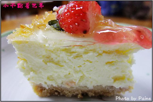 Sweet Pastry-草莓乳酪蛋糕