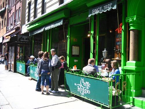 Cafe Reggio at MacDougal Street