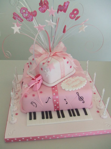 CAKE - Ballet and music