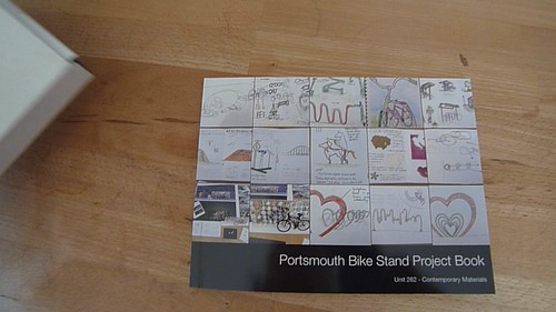 Portsmouth Bike Stand Project