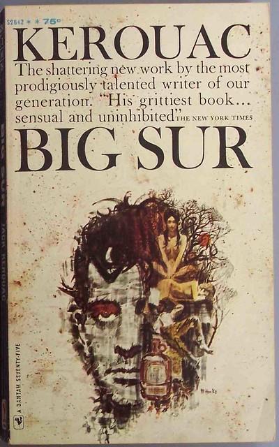 Kerouac Big Sur, Mitchel hooks