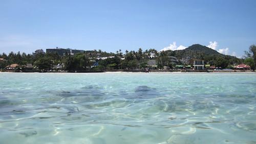 Koh Samui Chaweng Beach North コサムイ チャウエンビーチ 北16