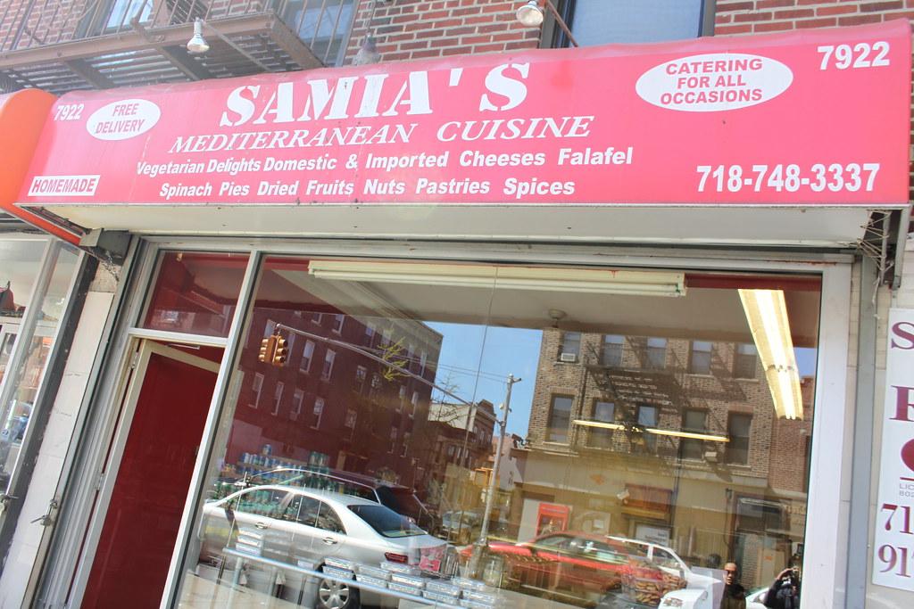 Samia's
